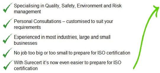 , ISO Consulting, Surecert